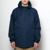 Water Resistant Windbreaker Anorak Jacket